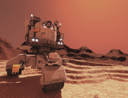 Is Bacteria the Key to Life on Mars?