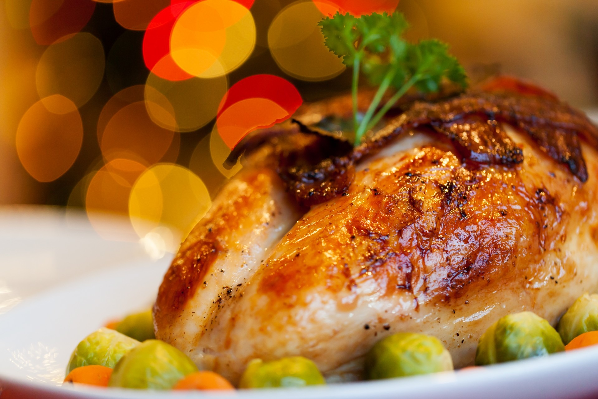 Food poisoning from turkey